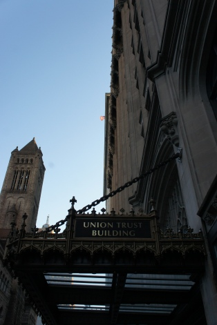Old Union Trust Building